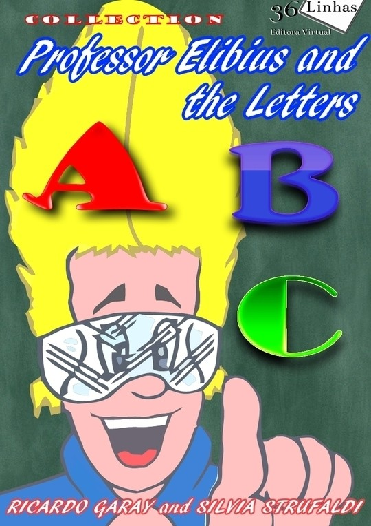 Collection Professor Elibius and the letters