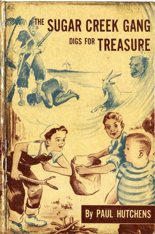 The Sugar Creek Gang Digs for Treasure