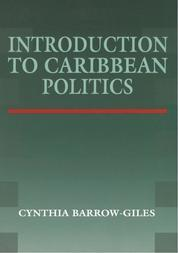 Introduction to Caribbean Politics