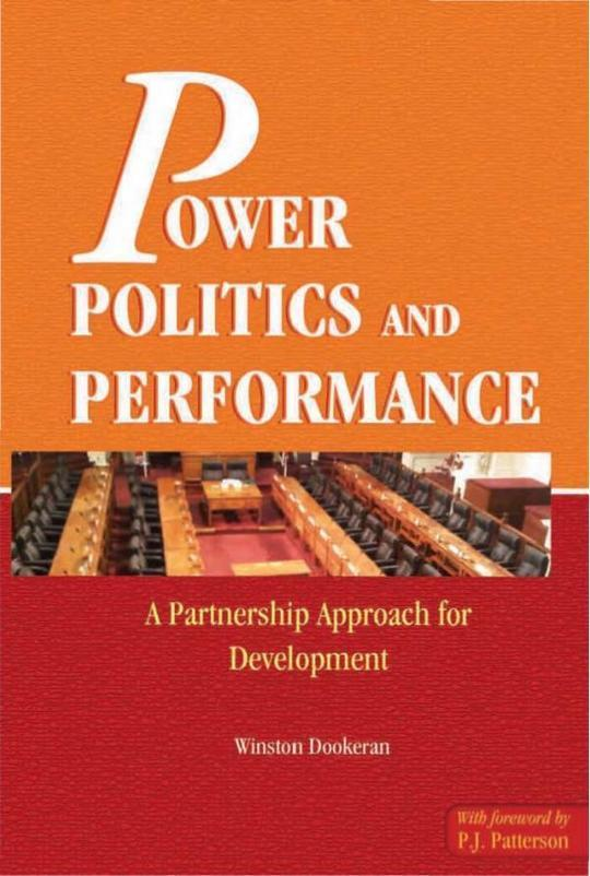 Power, Politics and Performance: A Partnership Approach for the Development