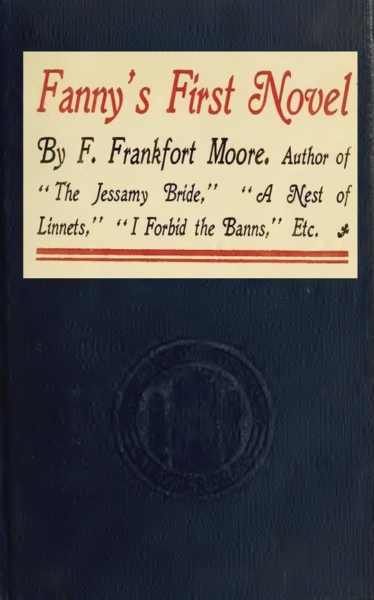 Fanny's First Novel