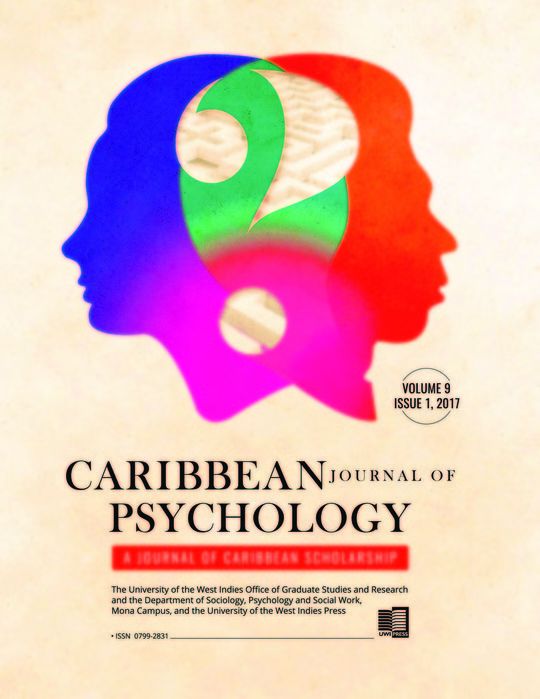 Caribbean Journal of Psychology: Moderating Role of Neighbourhood Factors on the Associations between Parenting Practices and Children's Early Language Skills in Trinidad and Tobago