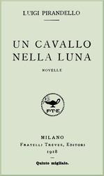Un cavallo nella luna Novelle