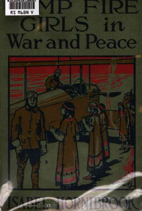 Camp Fire Girls in War and Peace