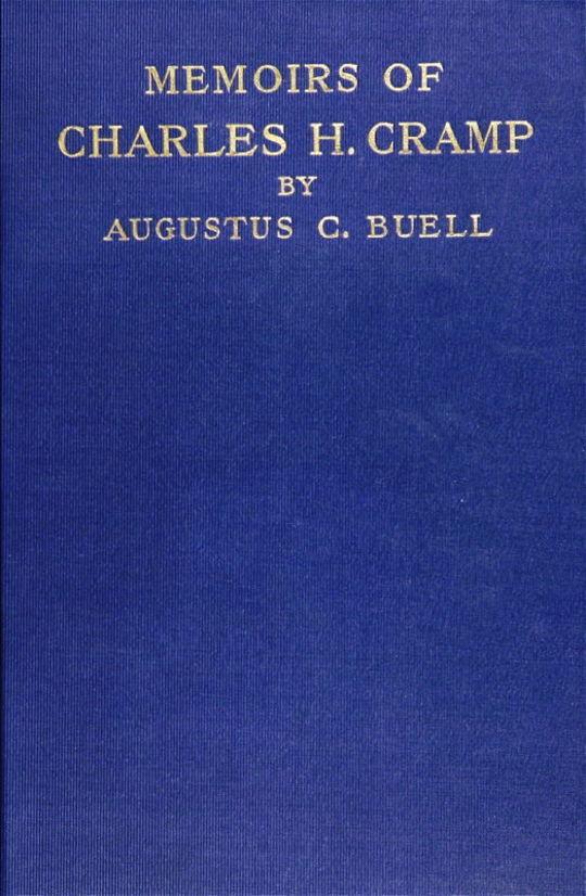 The Memoirs of Charles H. Cramp