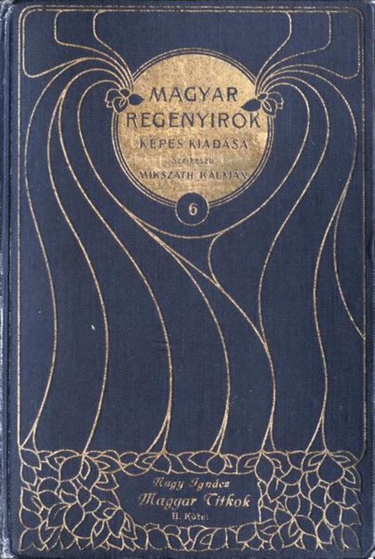 Magyar titkok (2. kötet) Regény