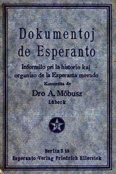 Dokumentoj de Esperanto Informilo pri la historio kaj organizo de la Esperanta movado