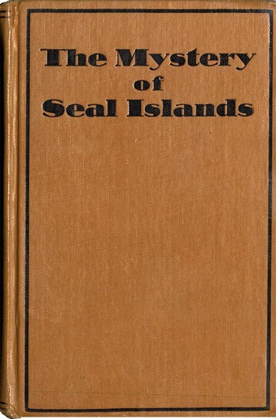 The Mystery of Seal Islands Airplane Girls #3