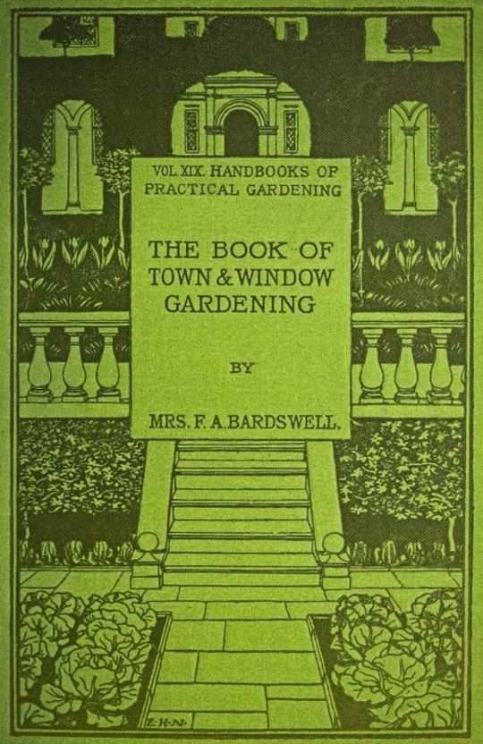 The Book of Town & Window Gardening