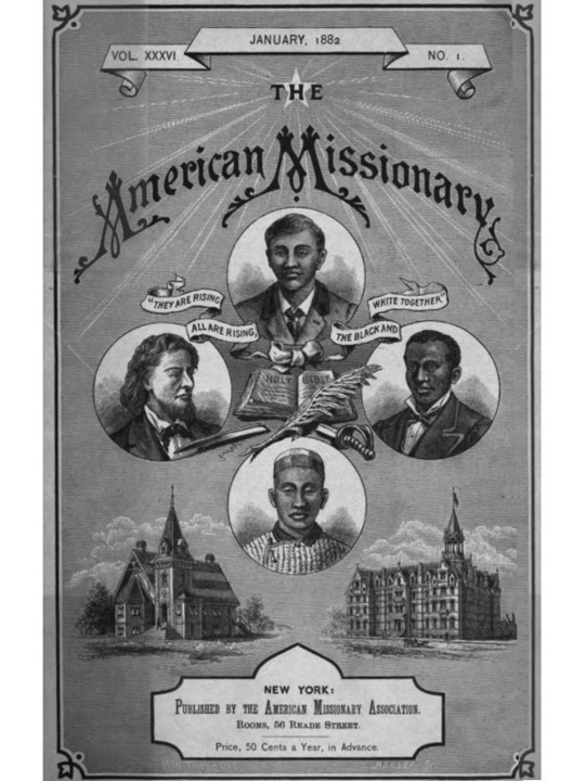 The American Missionary — Volume 36, No. 1, January, 1882
