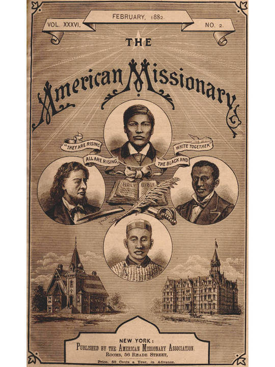 The American Missionary — Volume 36, No. 2, February, 1882