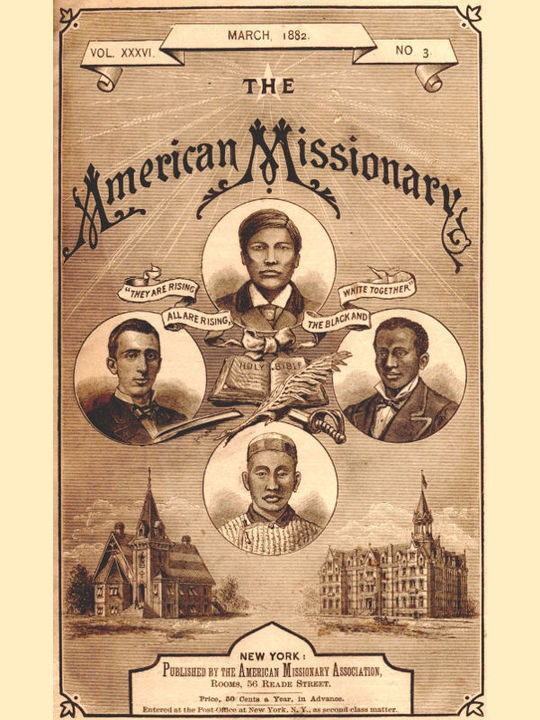 The American Missionary — Volume 36, No. 3, March, 1882