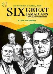 Six Great Jamaicans