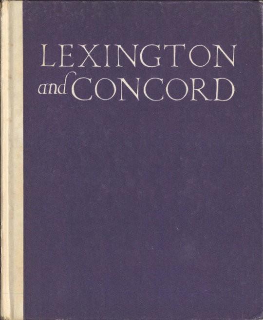 Lexington and Concord A Camera Impression