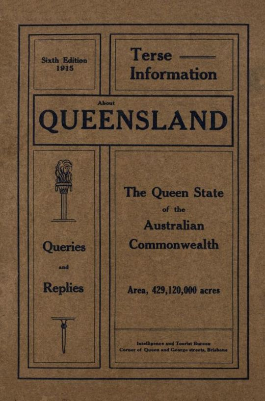 Queensland The Rich But Sparsely Populated Country