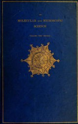 On Molecular and Microscopic Science Vol. II.