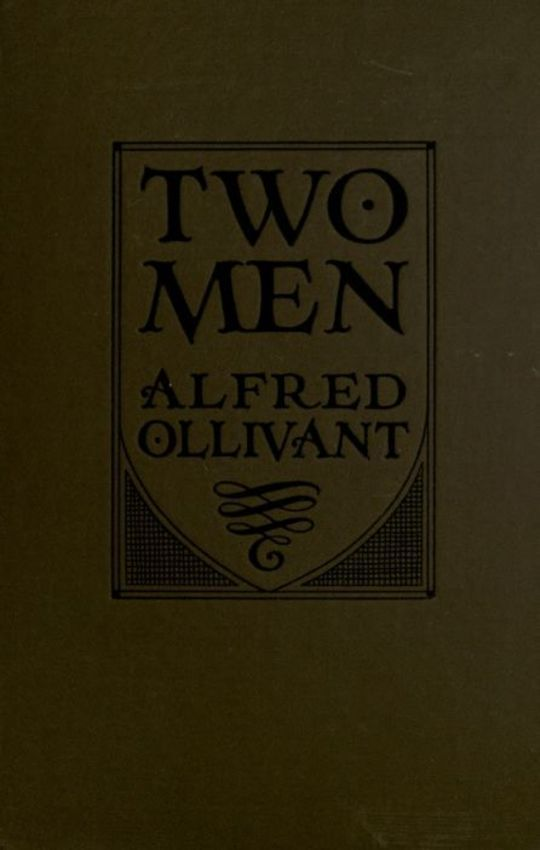 Two Men: A Romance of Sussex