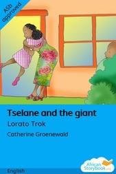Tselane and the giant