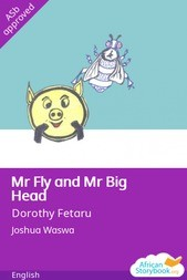 Mr Fly and Mr Big Head