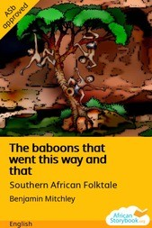 The baboons that went this way and that