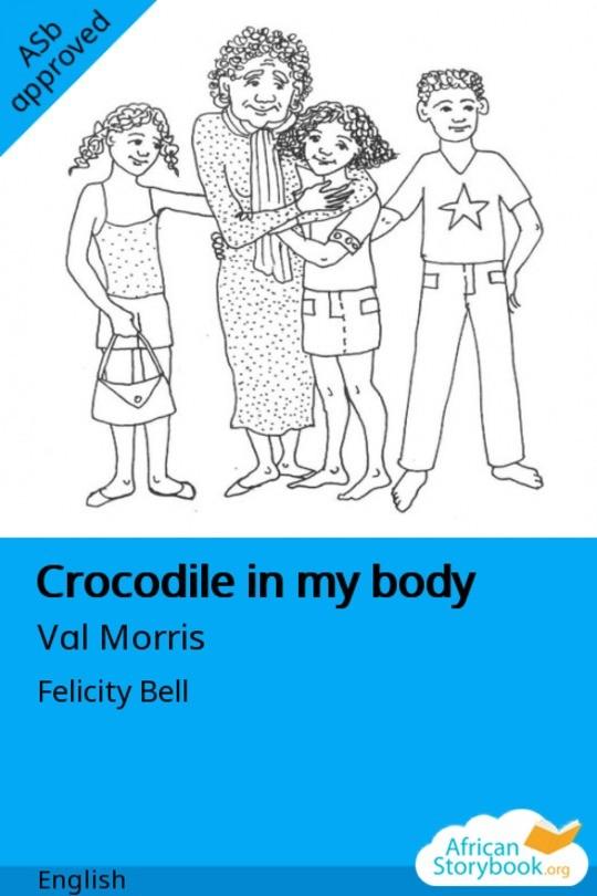 Crocodile in my body