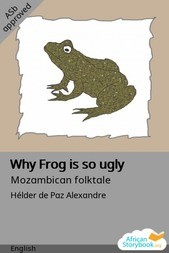 Why Frog is so ugly