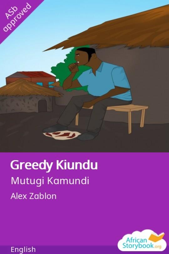 Greedy Kiundu