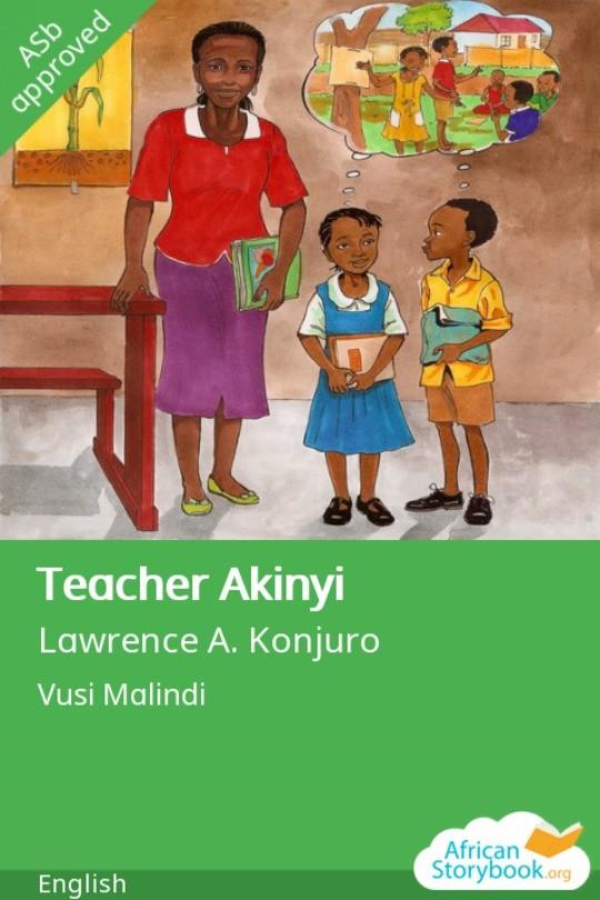 Teacher Akinyi