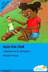 Azizi the Doll