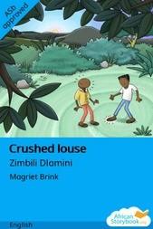 Crushed louse