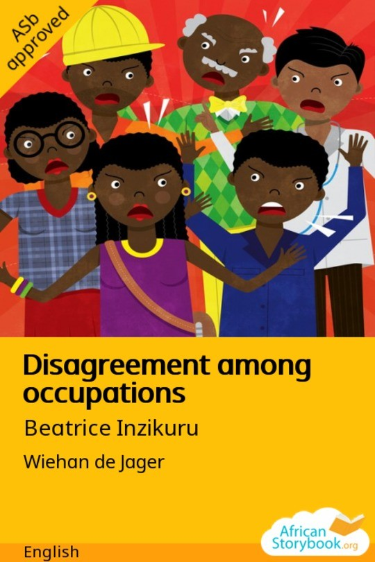 Disagreement among occupations