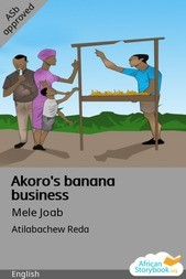 Akoro's banana business