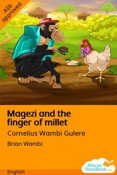 Magezi and the finger of millet
