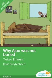 Why Ajao was not buried