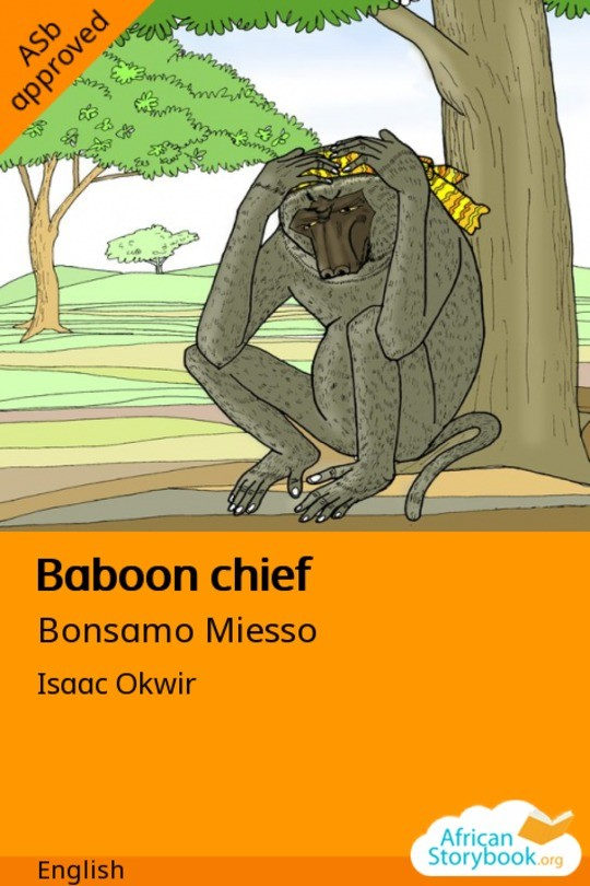 Baboon chief