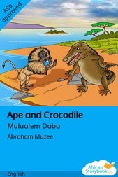 Ape and Crocodile