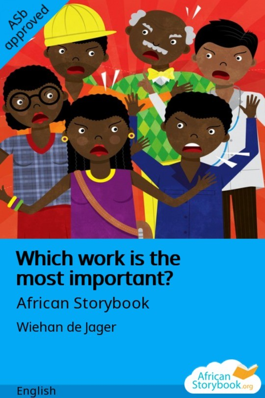 Which work is the most important?