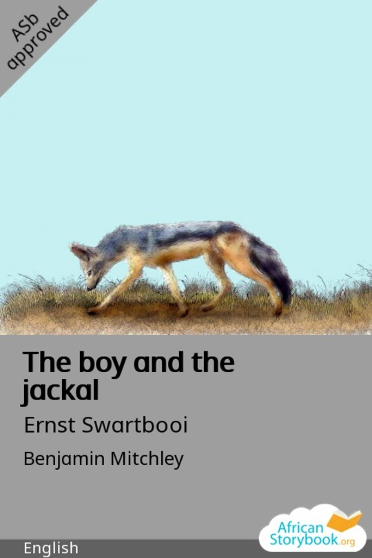 The boy and the jackal