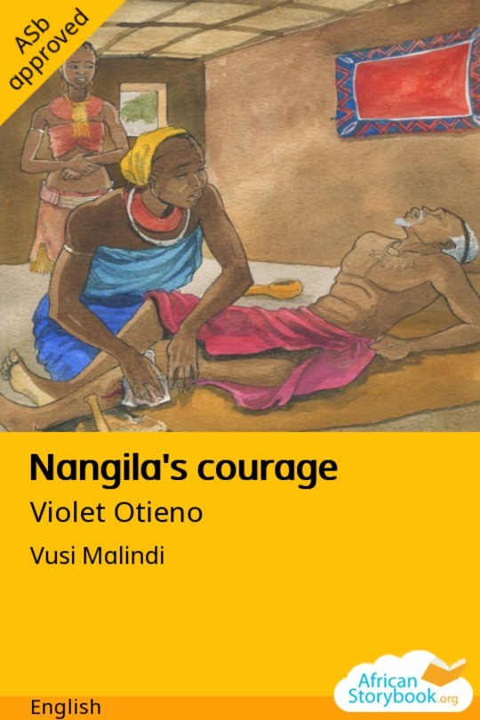 Nangila's courage