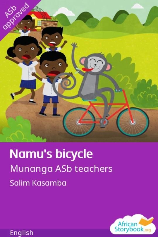 Namu's bicycle