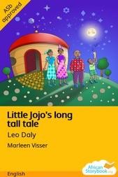 Little Jojo's long tall tale