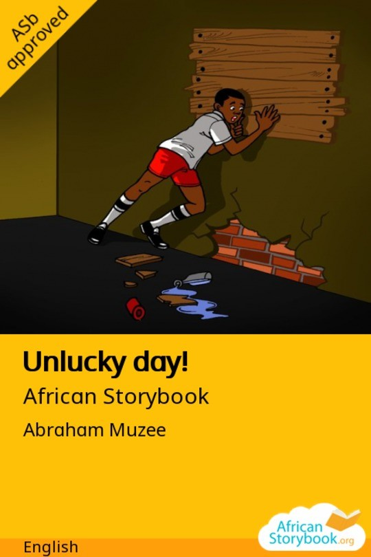 Unlucky day!