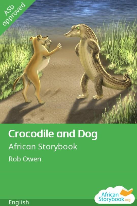 Crocodile and Dog