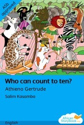 Who can count to ten?