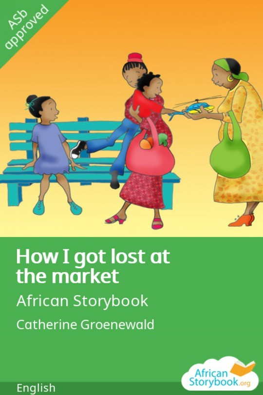 How I got lost at the market