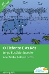 O Elefante E As Rãs