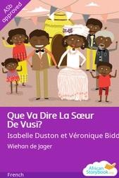 Que Va Dire La Sœur De Vusi?