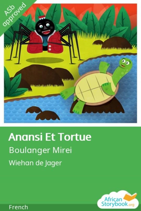 Anansi Et Tortue