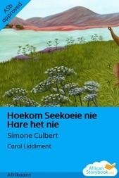 Hoekom Seekoeie nie Hare het nie