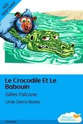 Le Crocodile Et Le Babouin